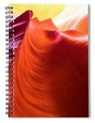 Arizona Desert Rainbow Spiral Notebook