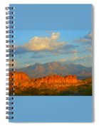 Arizona Spiral Notebook