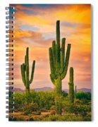 Arizona Life Spiral Notebook