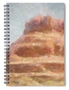 Arizona Mesa Spiral Notebook