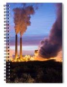 Arizona Power Plant Spiral Notebook