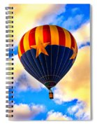 Arizonia Hot Air Balloon Special Spiral Notebook