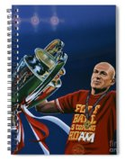 Arjen Robben Spiral Notebook