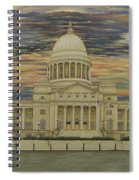 Arkansas State Capitol Spiral Notebook