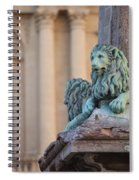 Arles Place De La Republique Spiral Notebook