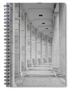 Arlington Amphiteather Arches And Columns Spiral Notebook