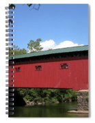Arlington Bridge 2526a Spiral Notebook
