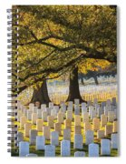 Arlington National Cemetery Washington Dc Spiral Notebook