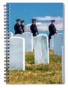 Arlington, Washington D.c. - Honor Spiral Notebook