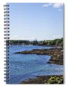 Armadale Isle Of Skye Spiral Notebook
