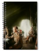Army - Administration Spiral Notebook