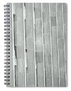 Army Of Pillars Spiral Notebook