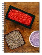 Aromatherapy Selection Spiral Notebook