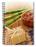Aromatherapy Soap Bar Spiral Notebook