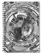Around The City Center Spiral Notebook