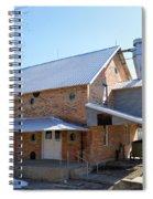 Around The Mill Spiral Notebook