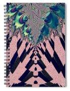 Around The Throne Spiral Notebook