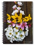 Arrangement Spiral Notebook