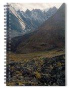 Arrigetch 4 Spiral Notebook