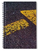 Arrow Spiral Notebook