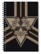 Arrow Of Jewels Spiral Notebook
