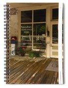 Arrow Rock Mo Post Office Dsc00567 Spiral Notebook