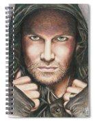 Arrow/ Stephen Amell Spiral Notebook