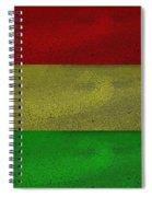 Arrow Stop Light Spiral Notebook