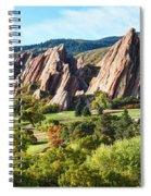 Arrowhead  Spiral Notebook