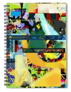 Chidush B'daas 10c Spiral Notebook