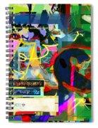 Chidush B'daas 15a Spiral Notebook