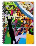 Chidush B'daas 4bb Spiral Notebook