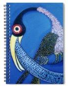 Art Bird Spiral Notebook