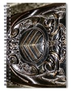 Art Of The Cannon Spiral Notebook