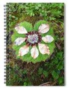 Art Of The Woods 2 Spiral Notebook