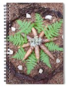 Art Of The Woods Spiral Notebook
