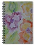 Art Of Watercolor Spiral Notebook