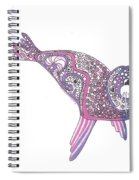 Art Seal Spiral Notebook