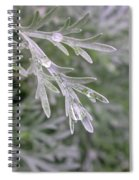 Artemesia Powis Castle Spiral Notebook