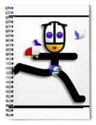 Artemis Spiral Notebook