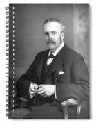 Arthur James Balfour (1848-1930) Spiral Notebook