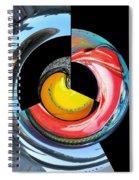 Artist Junkyard Spiral Notebook