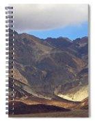 Artist's Palette #2 Spiral Notebook