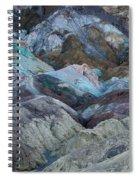 Artist's Palette Spiral Notebook