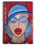Artists Stores Spiral Notebook
