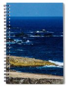 Aruba Coast Spiral Notebook