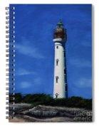 Aruba Light House Spiral Notebook