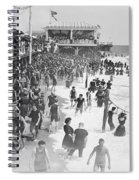 Asbury Park - New Jersey - 1908 Spiral Notebook