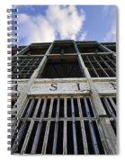 Asbury Park Nj Casino Color Spiral Notebook