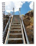 Ascending Spiral Notebook